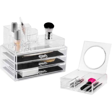 Quelle est la meilleure boite de rangement maquillage pas cher